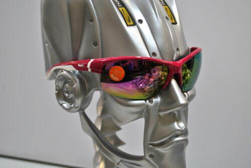 Occhiali RPJ JEWEL Rubin//White Shiny Lens Laser Pink//GLASSES RPJ JEWEL RUBIN//WHI