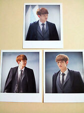 EXO K M POLAROID CARD SM OFFICIAL GOODS -  Chen / Not photo card - 2014 New