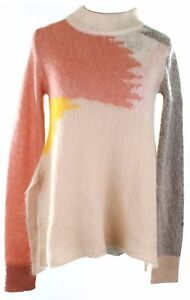 Stella-McCartney-Beige-Wool-Mohair-Jumper-Womens-Size-10-12-UK-IT-42-RRP-500