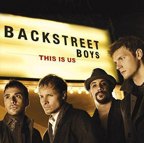 BACKSTREET BOYS-THIS IS US-JAPAN CD Ltd/Ed B63