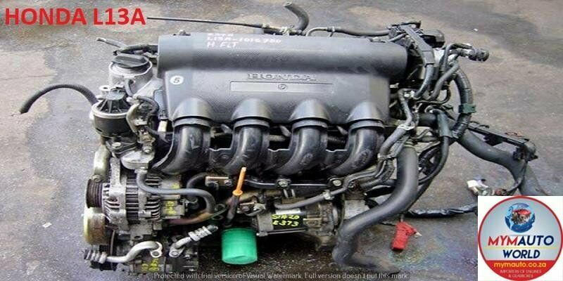 Used Second hand low mileage   HONDA JAZZ 1.3L L13A  engines for sale