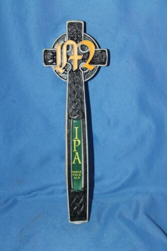 Large Figural Moylan's IPA Tap Handle beer pub bar Novato Ca