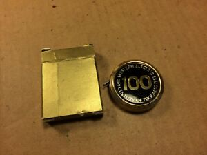 NOS Vintage Western Electric TAPE MEASURE 1969 100th Anniversary Great Condition