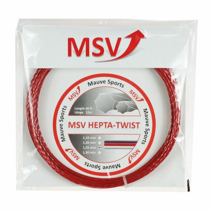 MSV Hepta Twist Tennis String