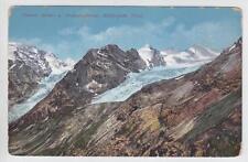 AK Unterer Ortler- u. Trafoier-Ferner, Stilfserjoch, 1910, Südtirol