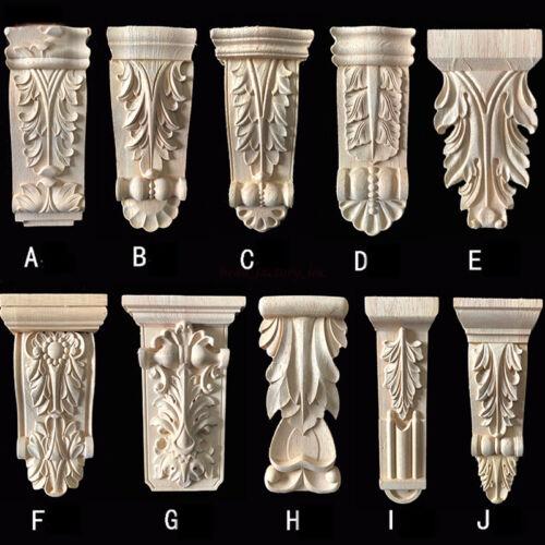 Bois fait main sculpté Romain Colonne Stigma Sculpture Artisanat Décoration 1PCS