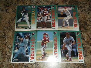 Details About 1992 Fleer Baseball 528 Jose Dejesus Baseball Card