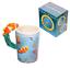 thumbnail 35 - Animal Shaped Handle Ceramic Mug Tea Coffee Cup Novelty Gift Jungle Tropical