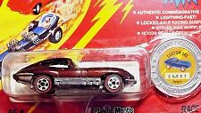 1993 JOHNNY LIGHTNING CUSTOM XKE RED COMMEMORATIVE LIMITED EDITION CHALLENGER