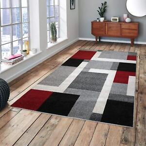Details About Multi Color Area Rug For Bedroom Kitchen Dining Living Room Modern Design 5 X7
