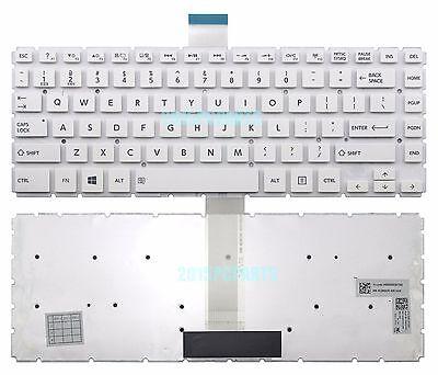 New US BLK Backlit Keyboard Toshiba Satellite L45-B4182SM L45-B4218SL