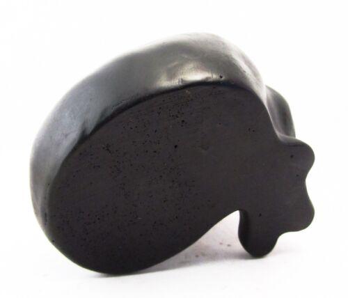 """Resin Black Cat Figurine Feng Shui Lucky Statue Sculpture Desk Paperweight 5/"""""""