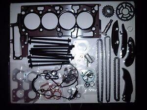 bmw 316d 318d 320d 520d 2 0 1995cc n47 diesel timing chain kit head gasket set ebay. Black Bedroom Furniture Sets. Home Design Ideas