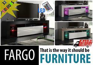 Meuble-TV-Unite-Armoire-Meuble-Television-haute-brillance-Moderne-160cm