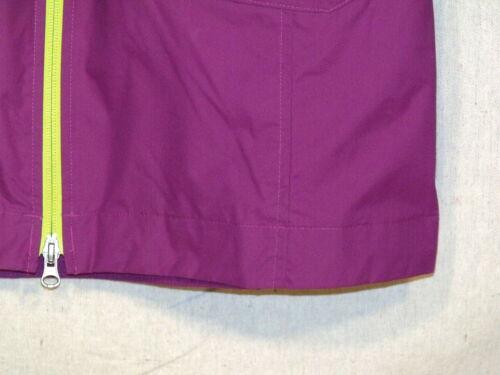 capuchon Coupe vent clair à violet Columbia long B49 mi Grand XgXHq