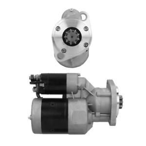 2-7KW-Anlasser-fuer-Fendt-Dieselross-Schlepper-F15-F15GH-Getriebestarter-Traktor