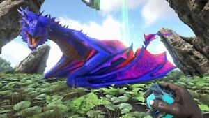 ark-survival-evolved-XBOX-PVE-Summer-Event-Level-180-Fire-Wyvern-Clone