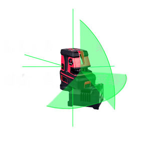 LETER-Green-laser-line-Self-Levelling-Cross-Line-laser-level-5dots-1V-1H