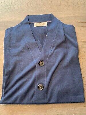 Klug Brunello Cucinelli Strickjacke Knitwear Cardigan Jacke Jacket Weste Vest New