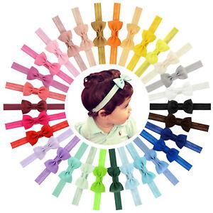 30pcs-2-75-034-Grosgrain-Ribbon-Hair-Bows-Headbands-for-Baby-Girls-Infants-Toddler