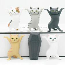 Cat Pencil Holder Dance Team Models Toys Creative Desktop Gadgets Cat Ornament