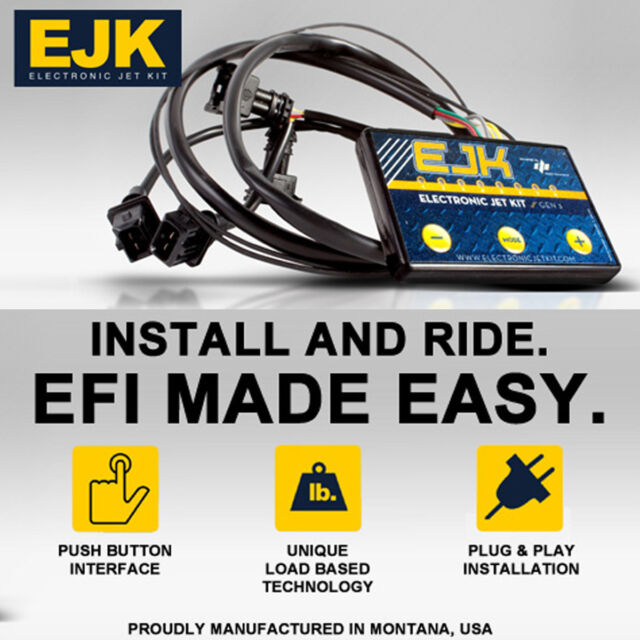 Honda CBR 125R 08-12 EJK Fuel Injection Controller fuel EFI 8110044