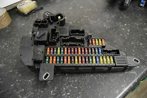 BMW 5 SERIES E60 530D MAIN FUSE BOX - 6906618 (A6) | eBay