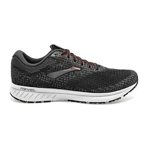 BROOKS-Woman-REVEL-3-Scarpe-Running-Donna-Neutral-TURBOLENCE-BLACK-120302-048