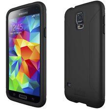 Genuine TEch21 Samsung Galaxy S5 Impact Tactical Cover con D30 | t21-4020