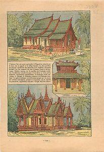 Paris-Exposition-Coloniale-Pavillon-du-Laos-Pagode-Lacustre-Cambodia-Asia-1931