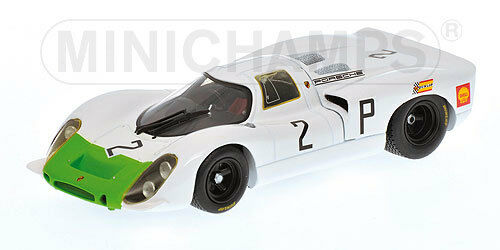Porsche 908 Short Tail  2 Siffert-Elford  Nürburgring  1968 (Min 1 43 400686802)