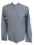 Indexbild 4 - Herren Leinenhemd Freizeithemd Langarm Grau Blau Weiß Gr. S M L XL XXL