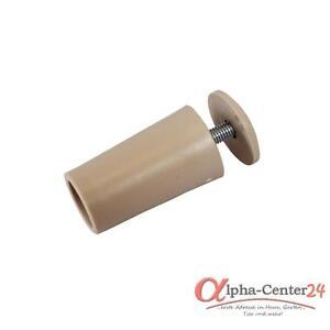 Persianas-enrollables-Parada-Tope-de-puerta-Silemblock-Punto-final-40mm-beige