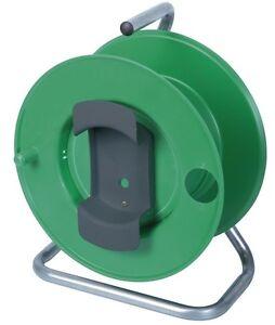 Enrouleur De Cable Electrique Vide Capacite 40m Preejv Ebay