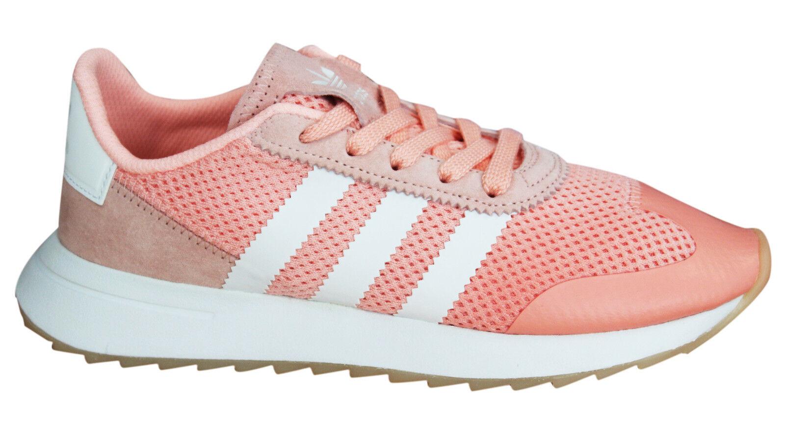 Adidas originali originali originali flashrunner donne formatori merletto scarpe peach ba7759u45 | Design moderno  51dcc9