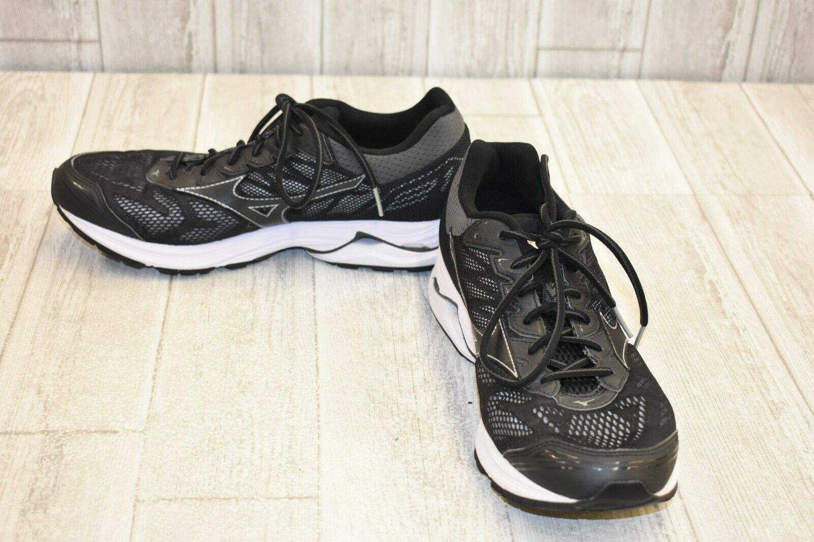 Men's Wave Wave Wave Rider 21 Running shoes - Black White - Size 11.5 2d5a1d