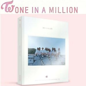 Twice 1st Photobook One In A Million Photo Book 310p Dvd Express