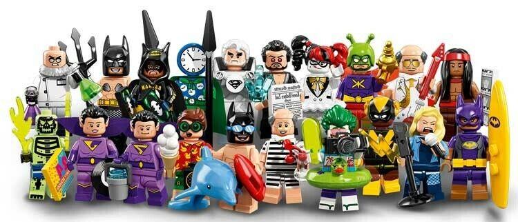 economico e di alta qualità LEGO 71020 71020 71020 - Serie completa Batuomo Movie 2°  all'ingrosso economico e di alta qualità