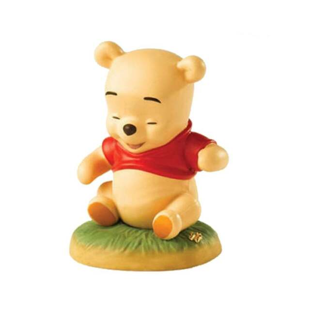 0210956b595e Pooh and Friends All Giggles   Smiles Baby Winnie The Pooh Figurine BNIB  4012900