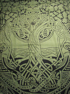 Image Is Loading Celtic Tree Of Life Infinity Knot Druid Pagan