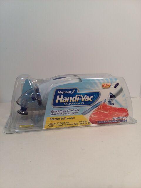Reynolds Handi-Vac Vacuum Food Storage System.   New in package.