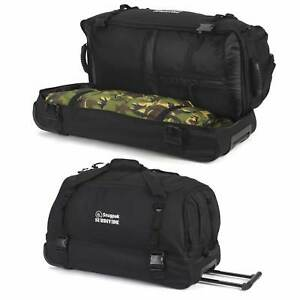 Snugpak Subdivide Roller Military Large Wheeled Holdall