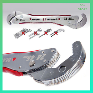 universal High Torque Wrench Multi-function Adjustable Spanner Multifunctional
