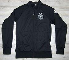 ADIDAS deutschland DFB germany track jacket S small black