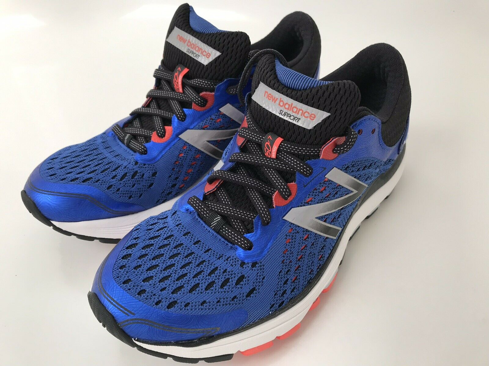 New Balance 1260v7 Support bluee Running shoes Men Size 7.5.