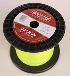 Scientific-Anglers-Dacron-Fly-Line-Backing-1000-Yards-20-lbs-Yellow-ON-SALE