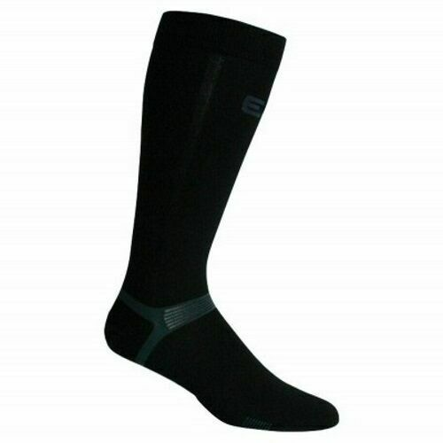 Black Details about  /Elite Hockey Pro X-700 Skate Socks- Knee NEW SIZE MEDIUM 5-7.5