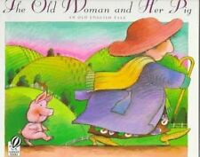 The Old Woman and Her Pig by Rosanne Litzinger (1997, Paperback)