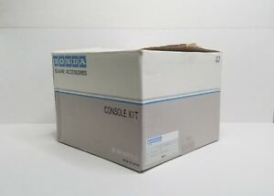 1988-91-Honda-Civic-Hatchback-Lower-Console-Kit-Box-amp-Hardware-08137-SH386AH-HTF