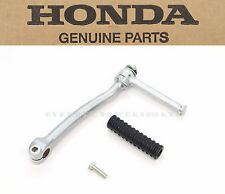 Genuine Honda Kick Starter Pedal 1968-1971 Z50A Mini Trail Kickstart Shaft A37 A
